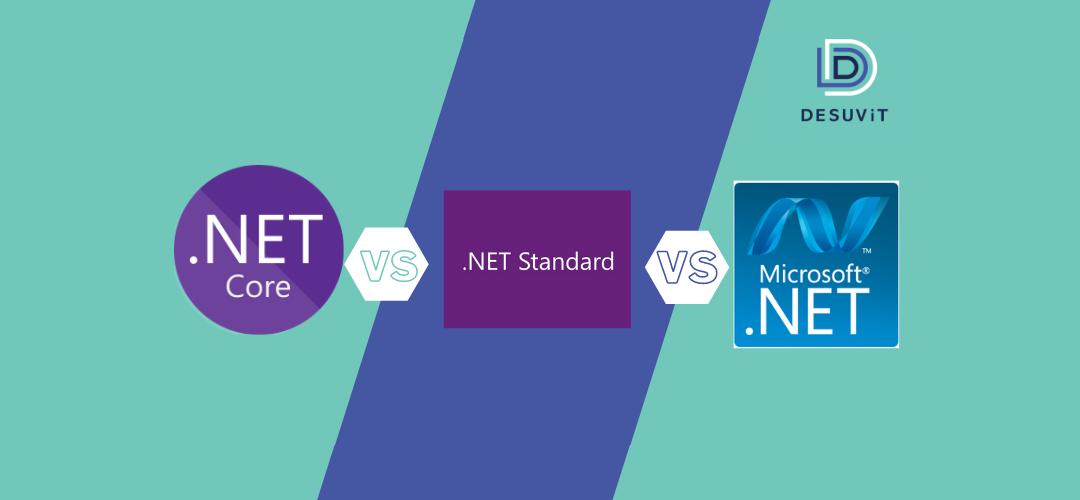 Difference Between Dot Net Core - Dot Net Standard - Dot Net Full