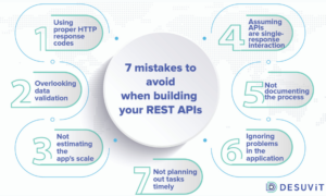 7 Mistakes To Avoid When Building Your REST Apis - Desuvit