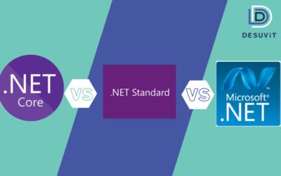 Difference Between .Net Core, .Net Standard, And .Net Full Framework