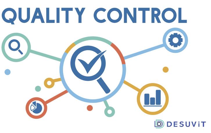 Quality Control at Desuvit