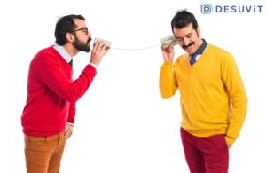 Remote Team - Communication - Desuvit
