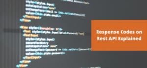 Response Codes on Rest API