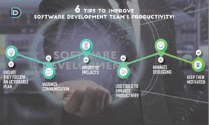 6 Tips to Improve Software Development Team Productivity