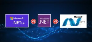 Mapping the Differences in Full Framework, .Net Standard and .Net 5.0